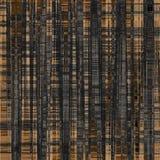 annata marrone di struttura del fondo Fotografia Stock