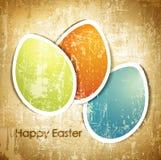 Annata Pasqua Fotografia Stock Libera da Diritti