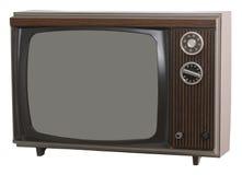 Annata TV immagini stock