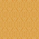 Annata Victorian_Orange Fotografia Stock