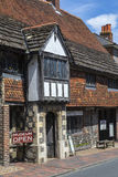 Anne του σπιτιού Cleves σε Lewes Στοκ εικόνες με δικαίωμα ελεύθερης χρήσης