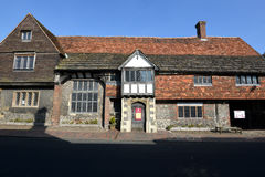 Anne του σπιτιού Cleves, Lewes Στοκ φωτογραφίες με δικαίωμα ελεύθερης χρήσης