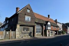 Anne του σπιτιού Cleves, Lewes Στοκ φωτογραφία με δικαίωμα ελεύθερης χρήσης