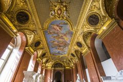 Anne των διαμερισμάτων της Αυστρίας, το Λούβρο, Παρίσι, Γαλλία Στοκ Φωτογραφίες