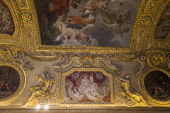 Anne των διαμερισμάτων της Αυστρίας, το Λούβρο, Παρίσι, Γαλλία Στοκ φωτογραφία με δικαίωμα ελεύθερης χρήσης