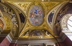 Anne των διαμερισμάτων της Αυστρίας, το Λούβρο, Παρίσι, Γαλλία Στοκ φωτογραφίες με δικαίωμα ελεύθερης χρήσης