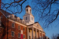 Anne Arundel Hall Image stock