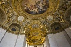 Anne of Austria apartments, The Louvre, Paris, France Stock Image