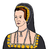 Anne Boleyn Stock Photo