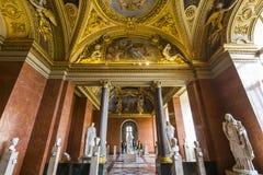Anne de apartamentos de Áustria, o Louvre, Paris, França Fotografia de Stock Royalty Free