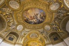 Anne de apartamentos de Áustria, o Louvre, Paris, França Imagem de Stock Royalty Free