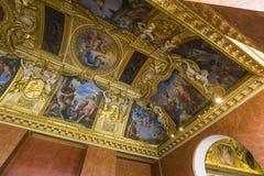 Anne degli appartamenti dell'Austria, il Louvre, Parigi, Francia Immagine Stock Libera da Diritti