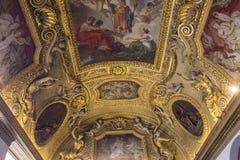 Anne des appartements de l'Autriche, le Louvre, Paris, France Image stock