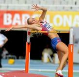 Anne Engen Andersen of Norway Stock Photo