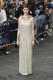 Anne Hathaway, το σκοτάδι Στοκ Εικόνες