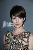 Anne Hathaway Στοκ φωτογραφία με δικαίωμα ελεύθερης χρήσης