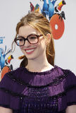 Anne Hathaway Imagens de Stock Royalty Free