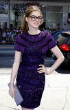 Anne Hathaway Royalty-vrije Stock Afbeeldingen