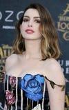Anne Hathaway Imagenes de archivo