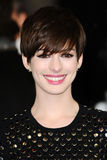 Anne Hathaway Stock Image