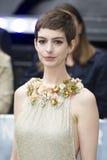 Anne Hathaway Ciemność Zdjęcie Stock