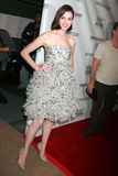 Anne Hathaway. At the Los Angeles premiere of 'Rachel Getting Married'. Writers Guild Theatre, Beverly Hills, CA. 09-15-08 Royalty Free Stock Photo