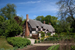 Anne Hathaway's Cottage Royalty Free Stock Photo