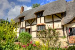 Anne Hathaway's Cottage Royalty Free Stock Image