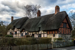 Anne Hathaway's Cottage Stock Photos