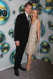 Anne Heche, James Tupper Royalty Free Stock Images