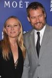 Anne Heche & James Tupper Στοκ φωτογραφία με δικαίωμα ελεύθερης χρήσης