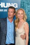 Anne Heche,Thomas Jane Royalty Free Stock Photography