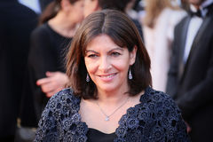 Anne Hidalgo Royalty Free Stock Photo