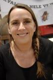 ANNE HJERNOE_COPENHAGEN FOOD FAIR 2015 Royalty Free Stock Photography
