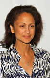 Anne-Marie Johnson, Bob Newhart Stock Image
