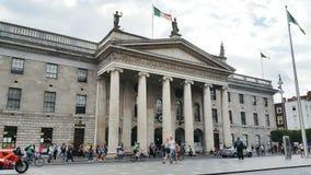 Anne post în Dublin Stock Photography