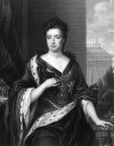 Anne, regina della Gran Bretagna Fotografia Stock