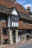 Anne von Cleves-Haus in Lewes Lizenzfreie Stockbilder