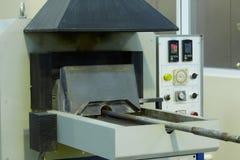 Annealing furnace Royalty Free Stock Image