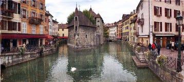 Annecy, Γαλλία, Ευρώπη Στοκ εικόνες με δικαίωμα ελεύθερης χρήσης