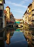 Annecy Γαλλία Στοκ φωτογραφία με δικαίωμα ελεύθερης χρήσης