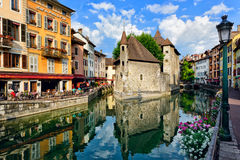 Annecy Stockfotos