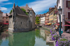 Annecy Fotografía de archivo libre de regalías