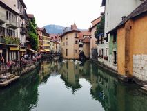 Annecy Image stock