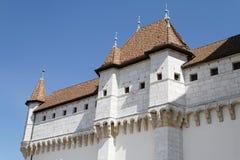Annecy Castle Στοκ Φωτογραφία