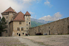 Annecy Castle Royalty Free Stock Image