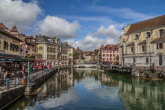 Annecy stock photography