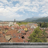 Annecy cityscape Royalty Free Stock Image