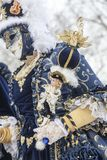 Detail of a Sceptre - Annecy Venetian Carnival 2013 Royalty Free Stock Photography