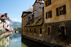 Annecy - France Stock Photography